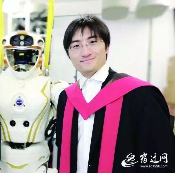 博联新闻 | 杨一鸣:在机器人领域追梦赤子心