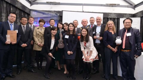 Innovation partnership signed as Edinburgh and Shenzhen forge ever closer links